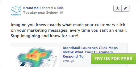 Email Marketing Facebook, Email and Facebook, Social Email